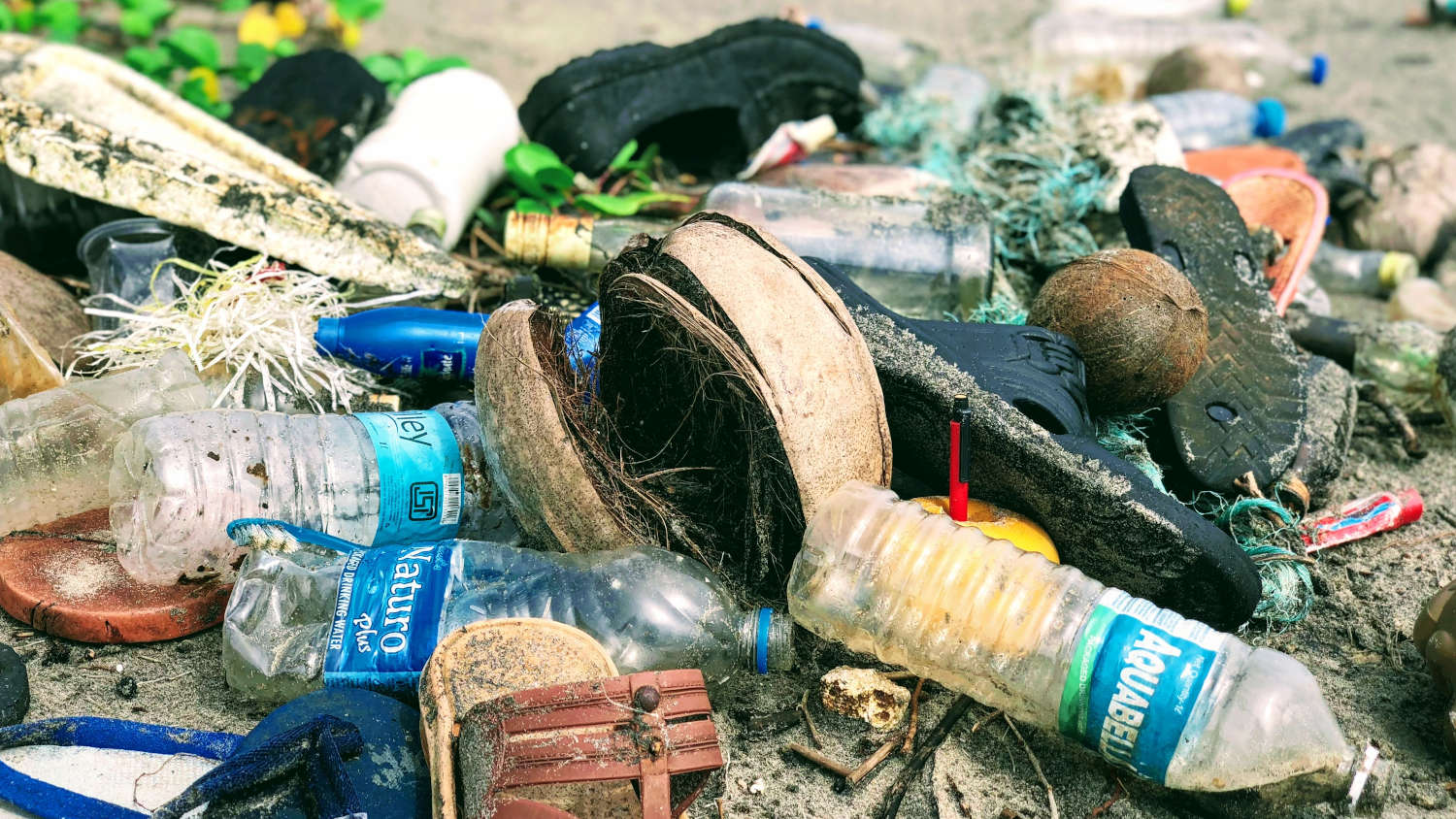 how many plastic bottles are recycled