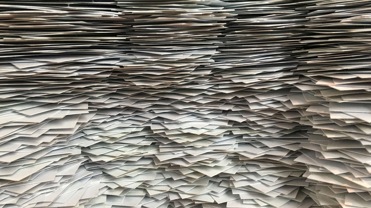paper wastage facts