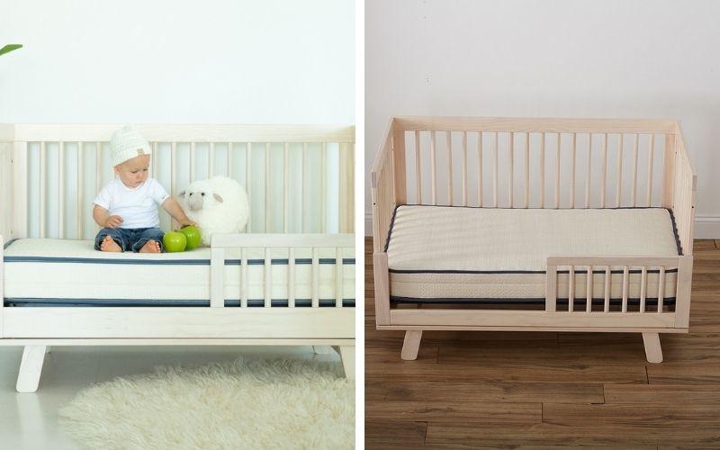 Emily organic baby mattress