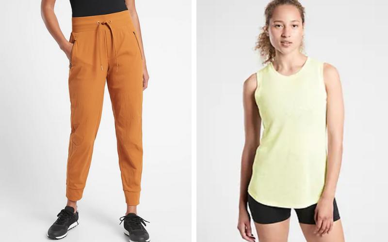 Athleta activewear