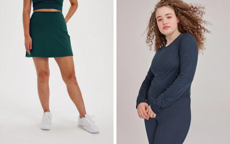 Girlfriend Collection activewear