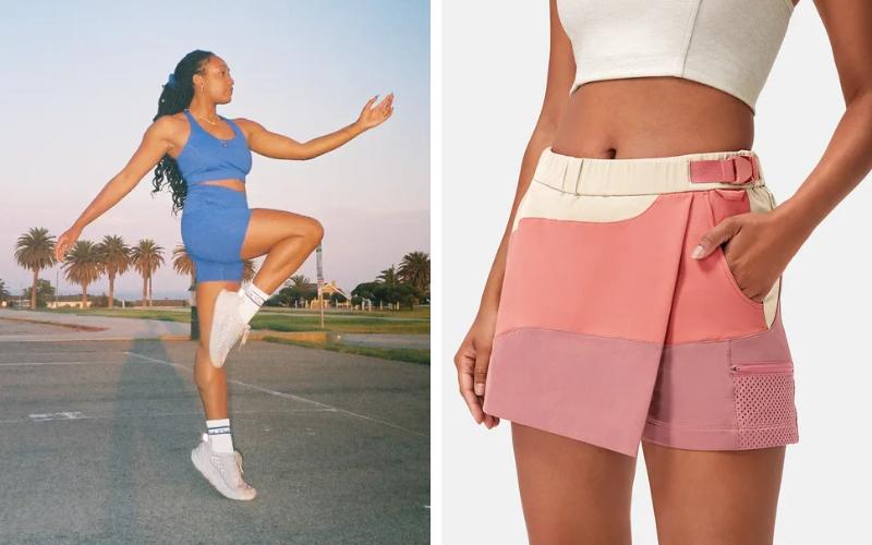 Outdoor Voices sportswear