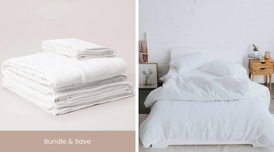 Looma fair trade bedding